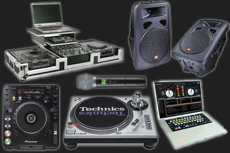 Quality Equipment including Pioneer, JBL, and Sennheiser